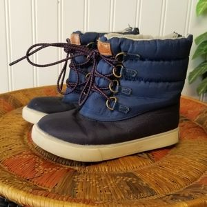 Toddler Boys Size 9 Tommy Hilfiger snow boots